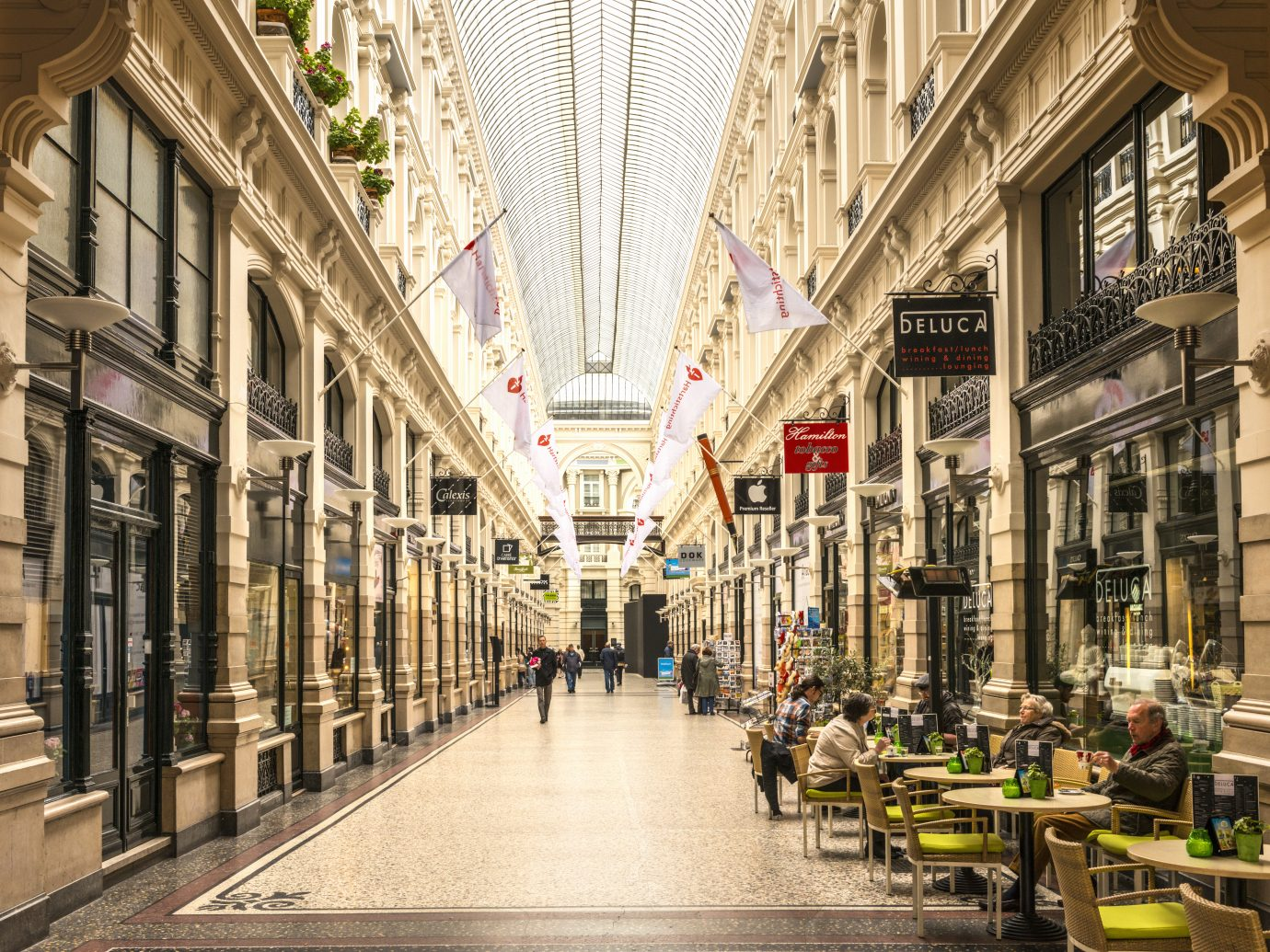 The Passage in The Hague Netherlands