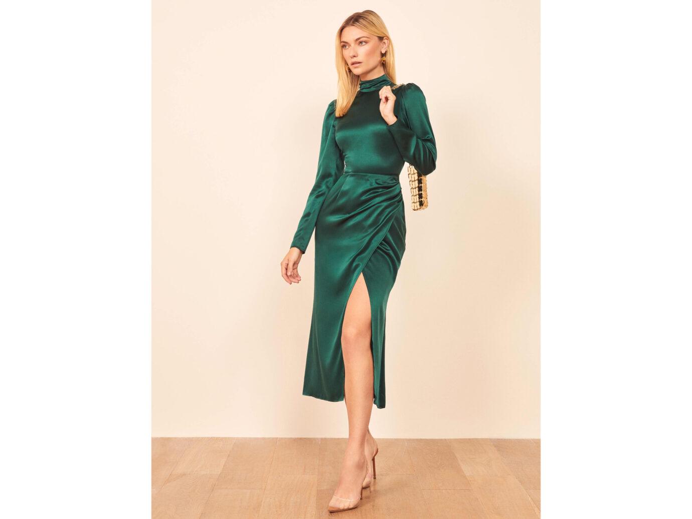 Reformation Carmelina Dress