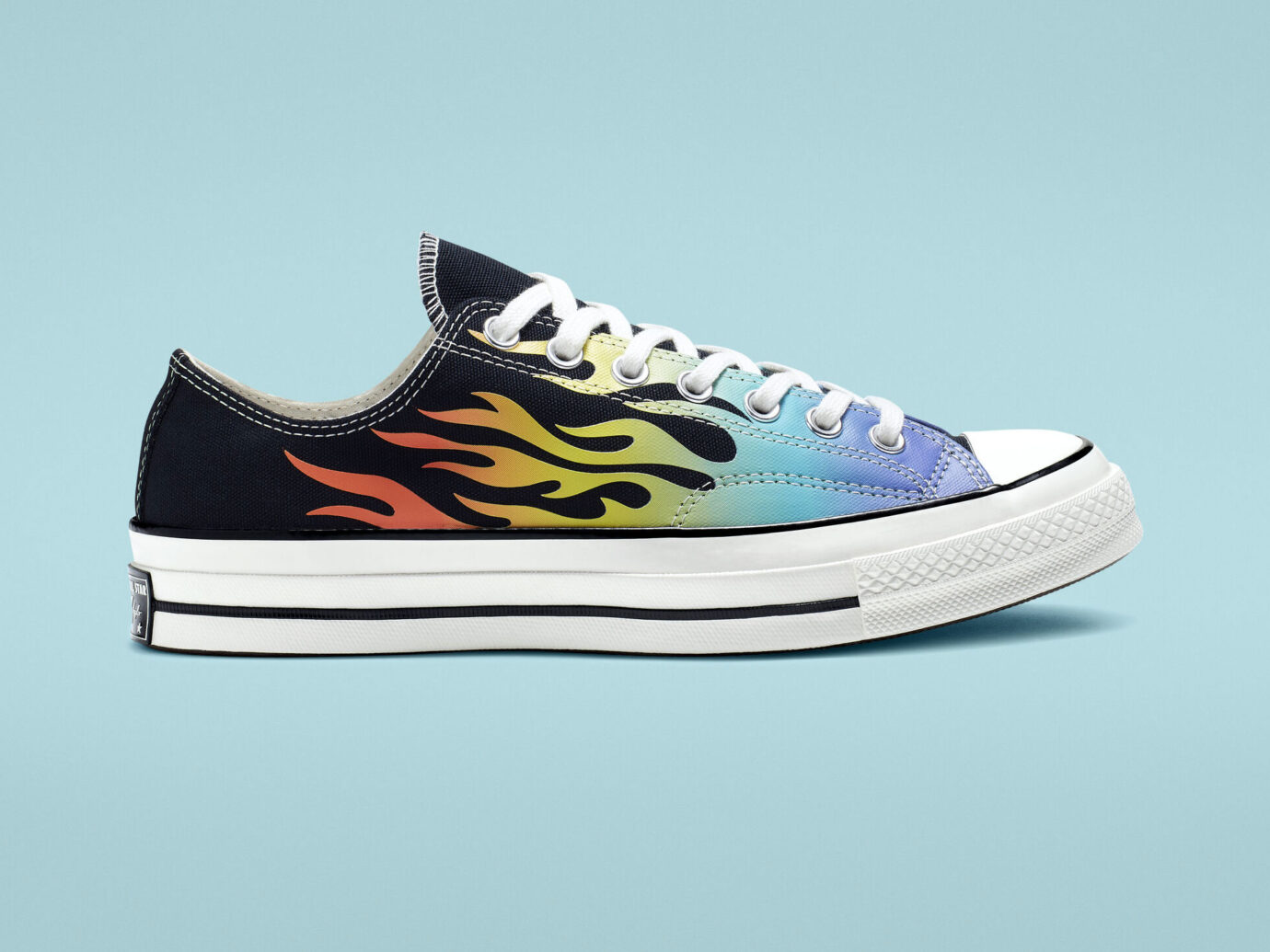 Concerse Chuck 70 Archive Print Low Top