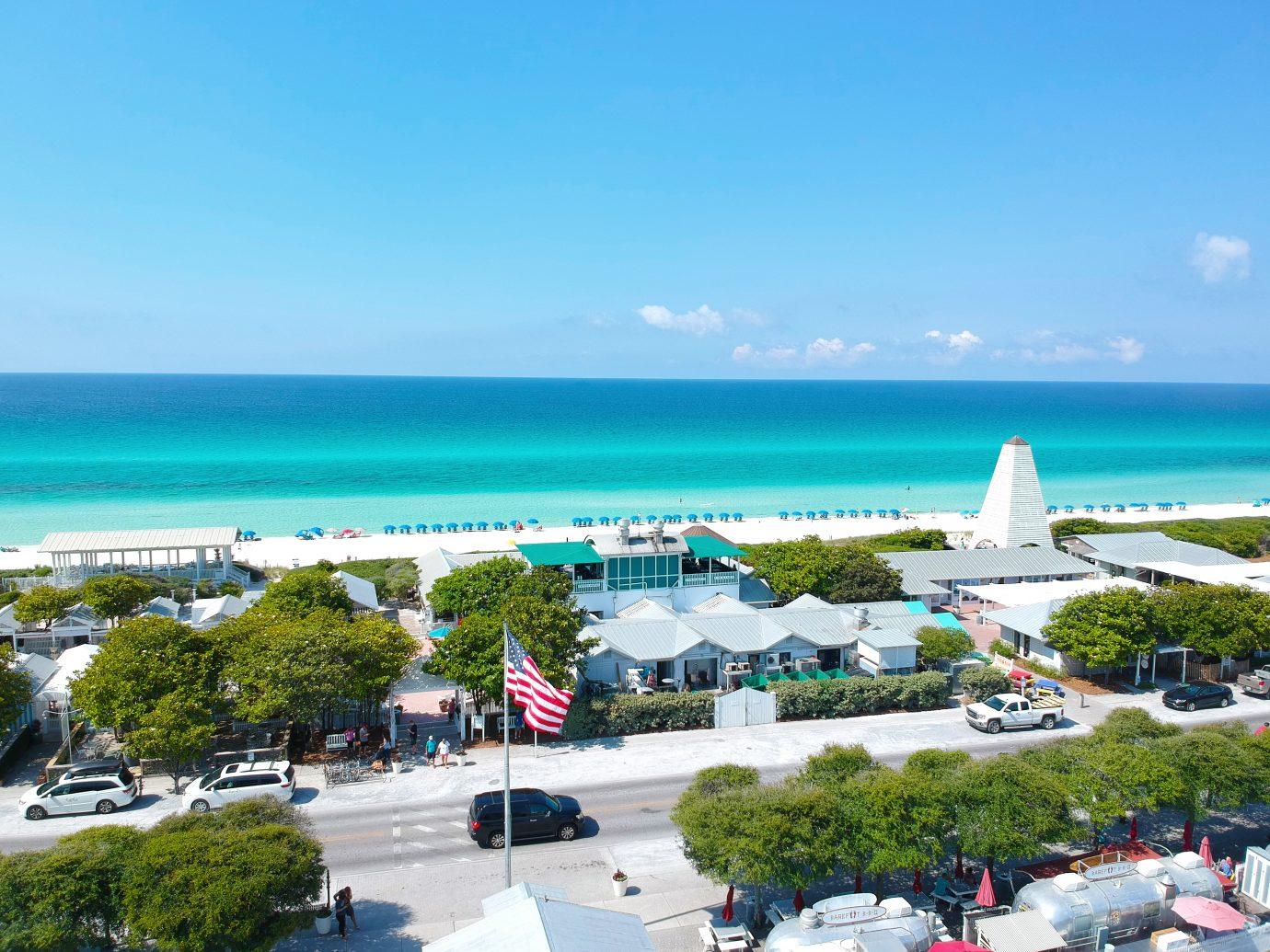 Beach in Seaside, FL