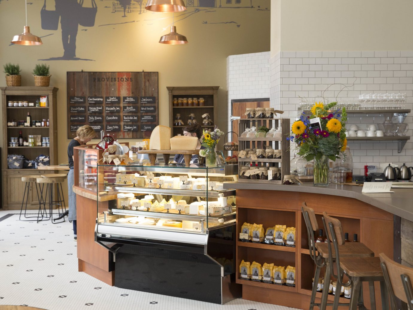 Counter at Mercantile Dining and Provisions