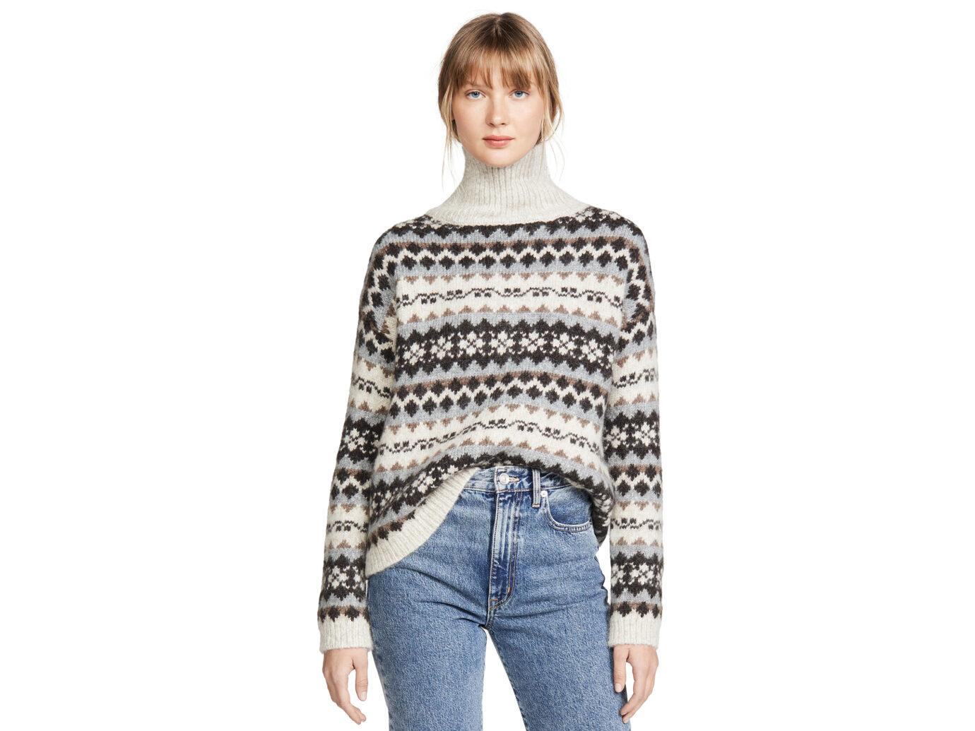 Nili Lotan Catalina Sweater