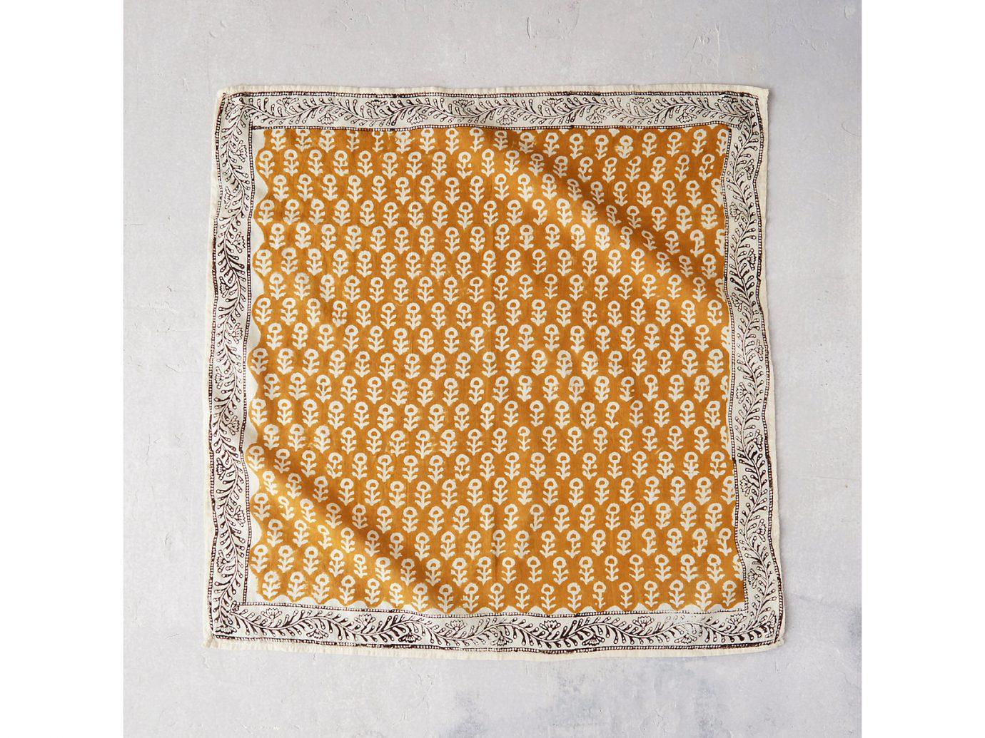 Cotton Block Print Bandana
