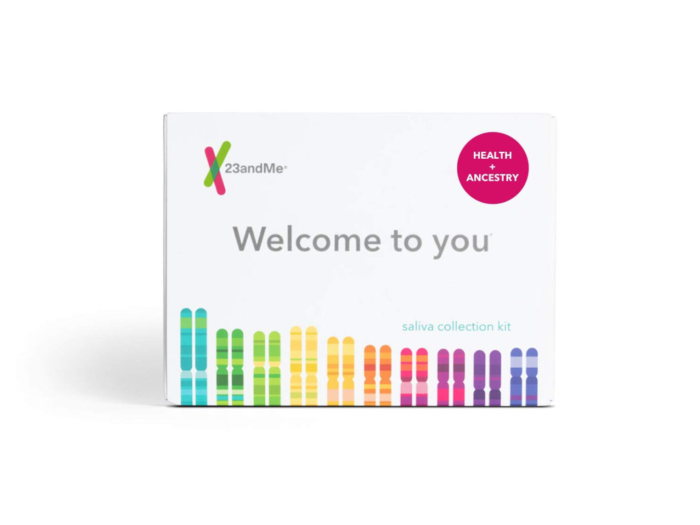 23andMe Health + Ancestry Personal Genetic DNA Test