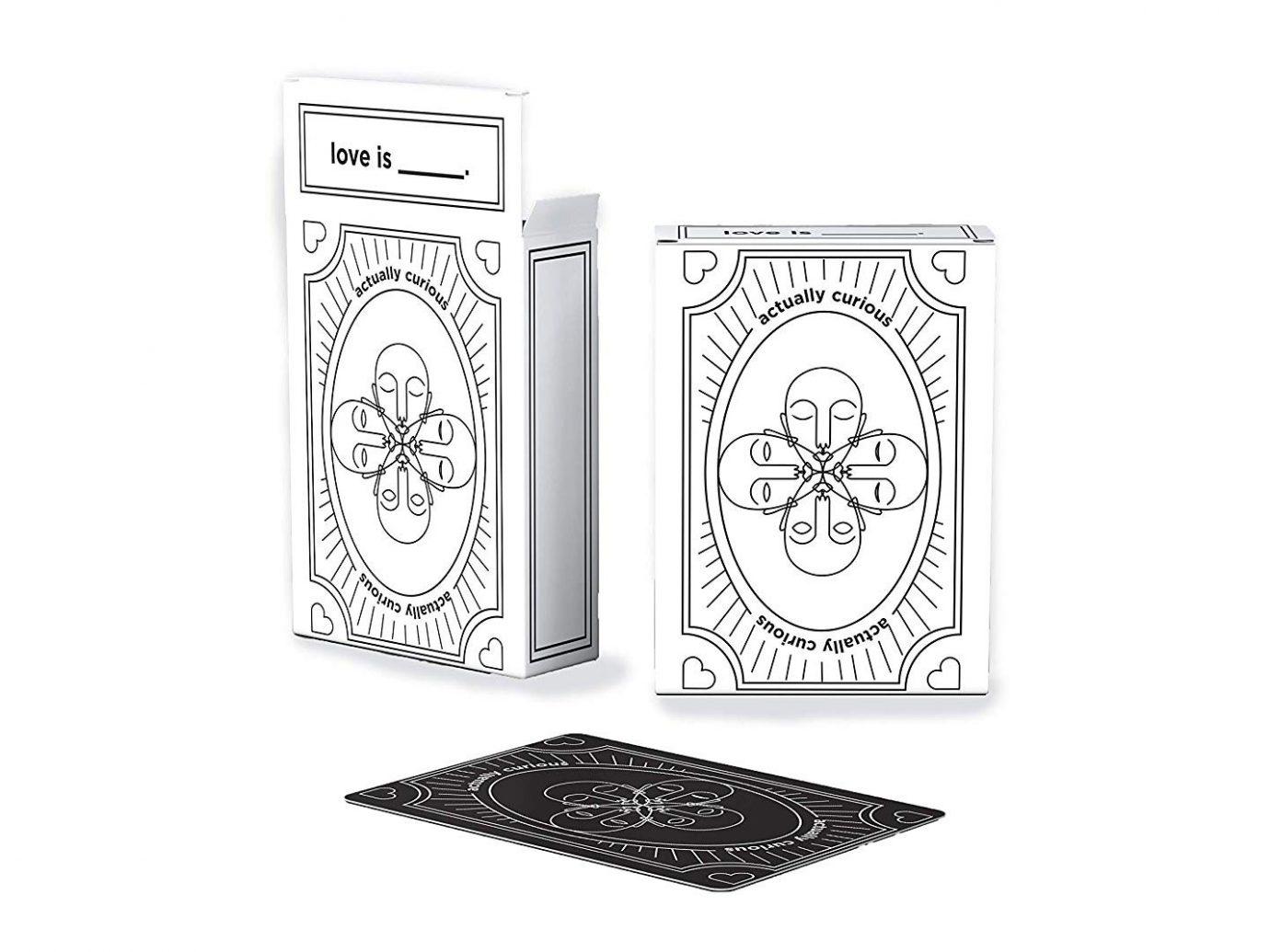 actually curious card set
