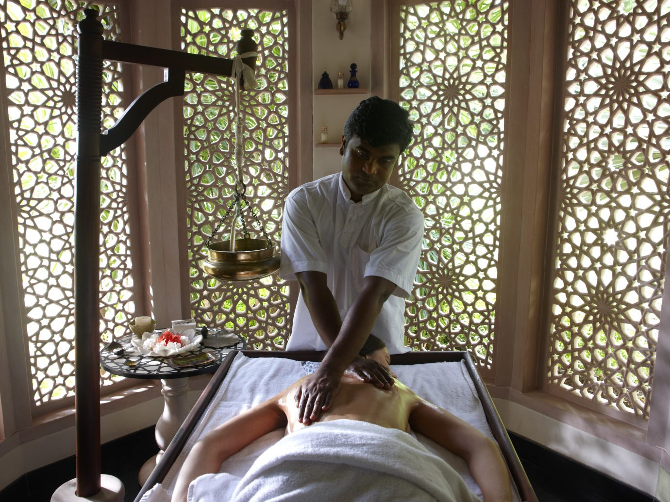 spa at The BodyHoliday, St. Lucia