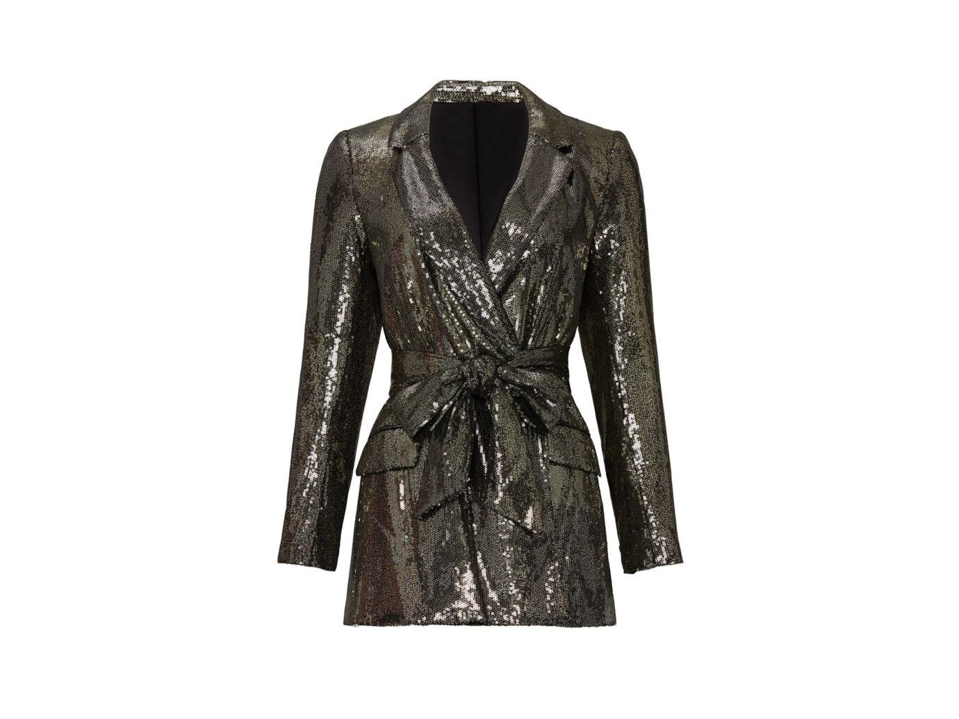 Rent the Runway Unlimited Membership, sequined blazer