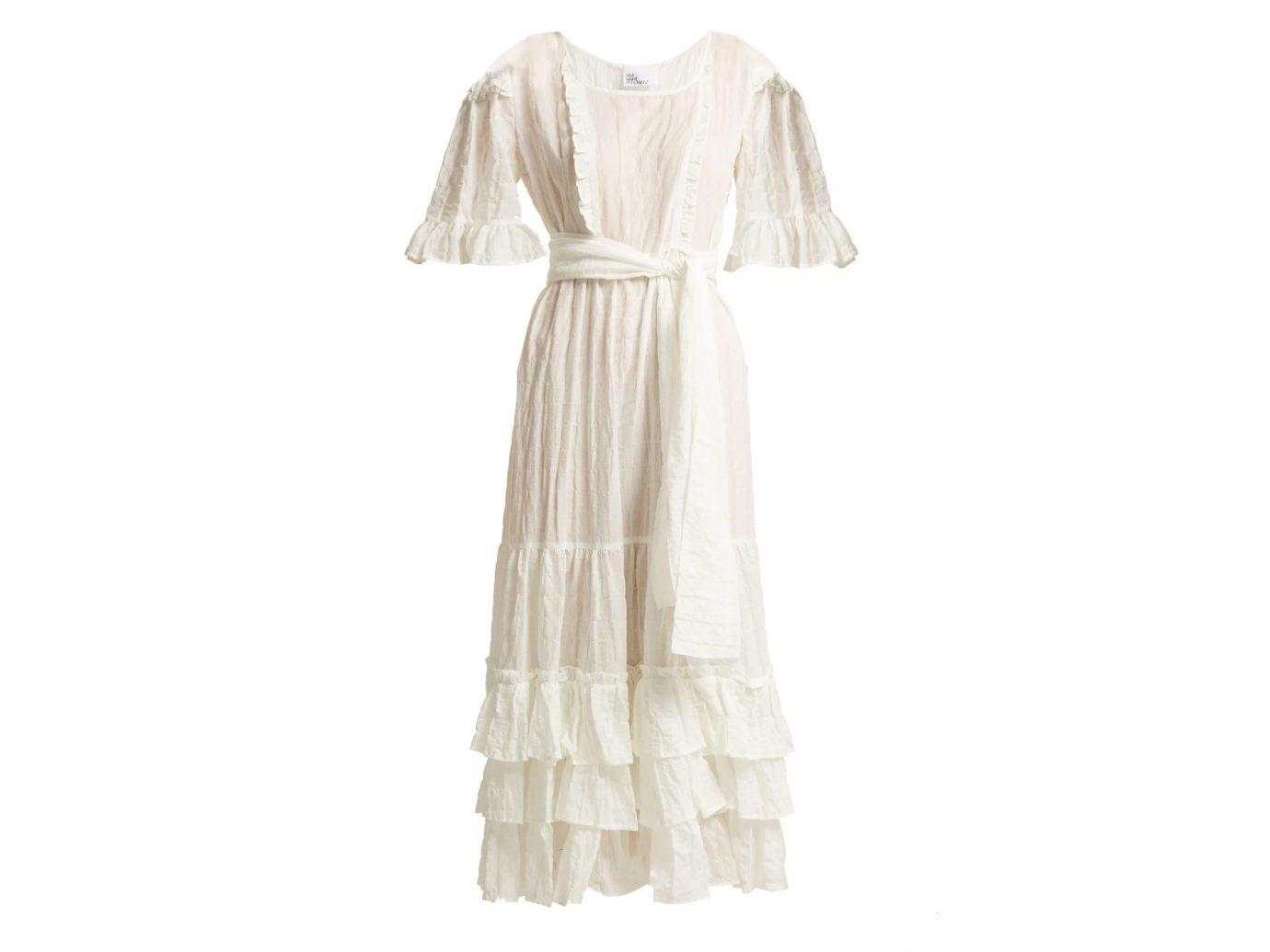 Lisa Marie Fernandez January seersucker dress