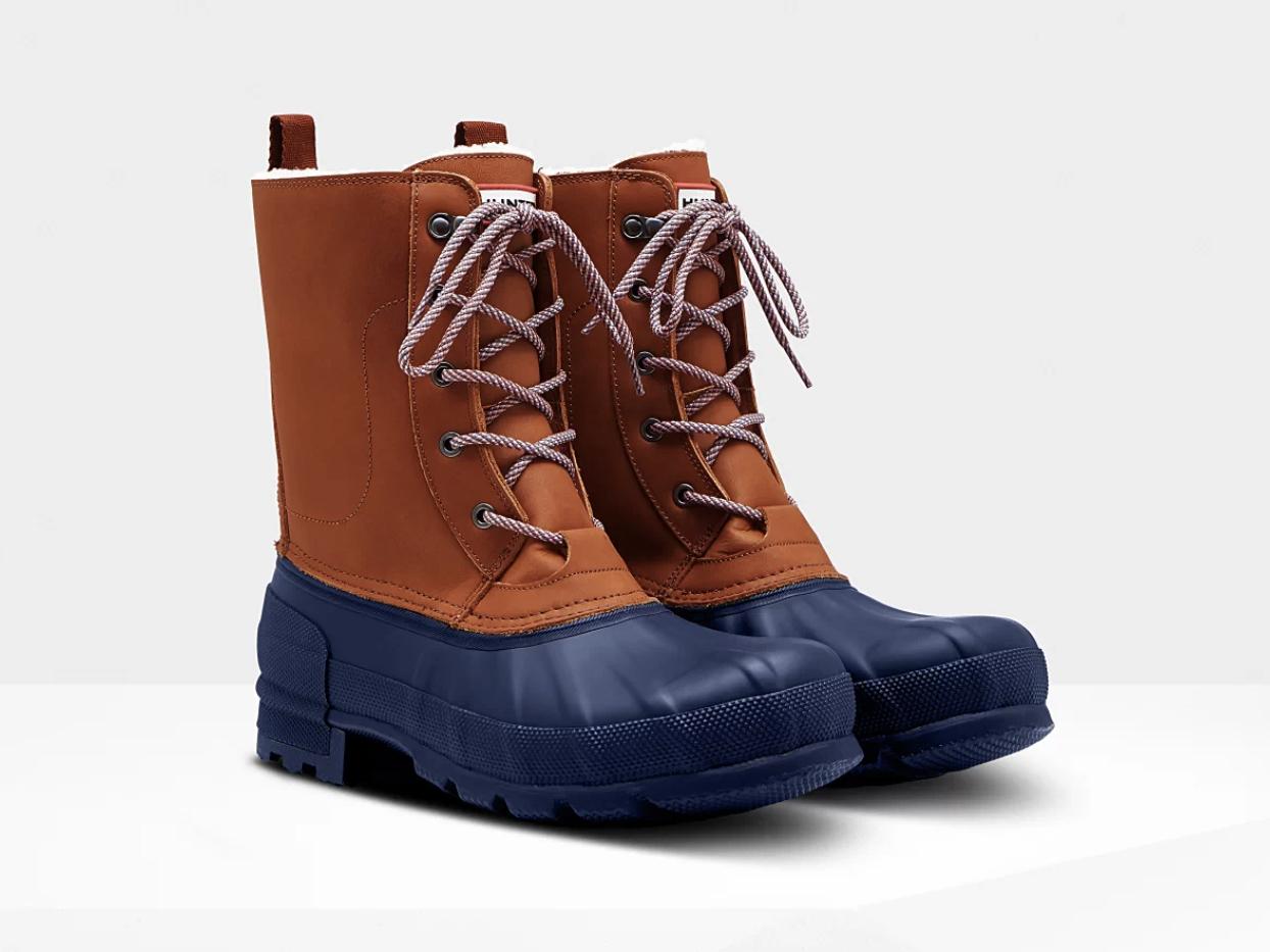Hunter Men's Original Insulated Pac Boots