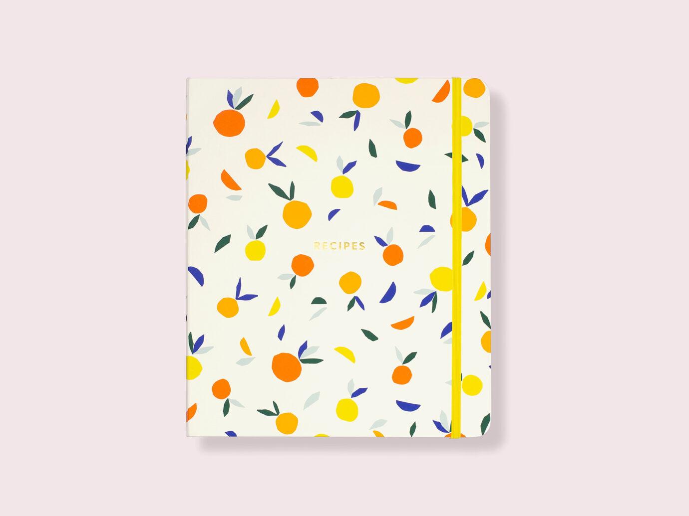 Kate Spade Recipe Notebook