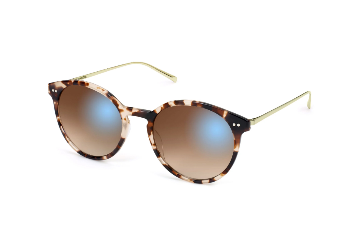 Warby Parker Langley Sunglasses