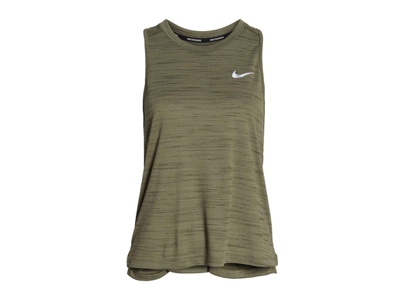 Nike Miler Slub Knit Tank