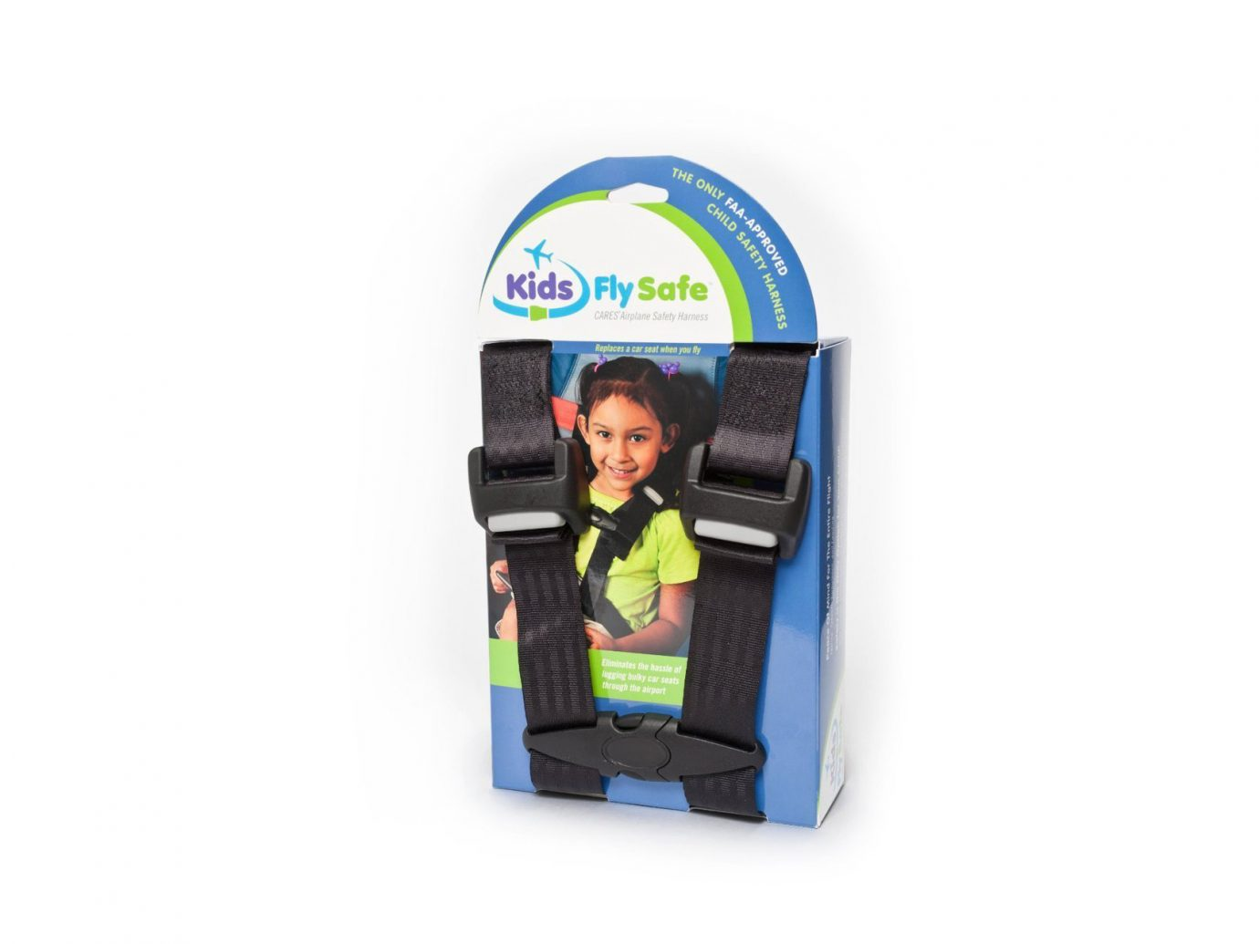 CARES Child Airplane Travel Harness