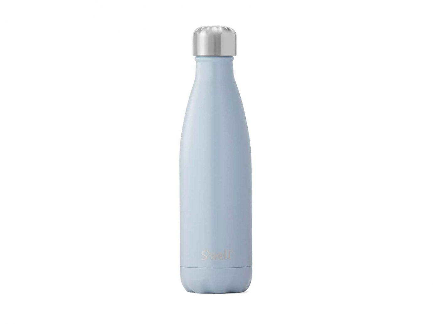 Swell water bottle in shadow