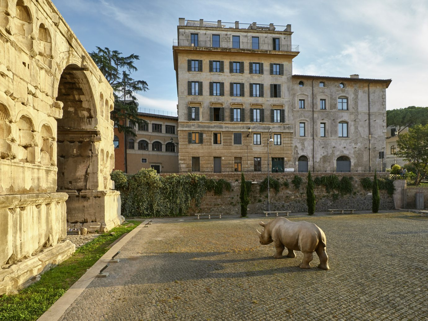 Rooms of Rome exterior