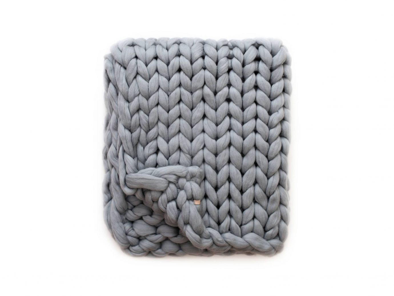 Lane and Mae Merino Wool Blanket