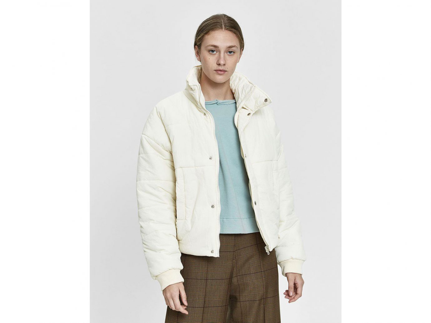 Which We Want Felicia Puffer Jacket
