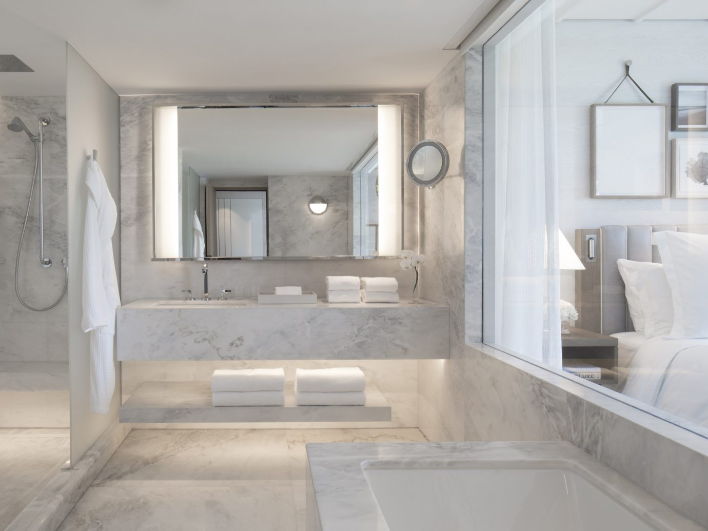 Bathroom at Four Seasons Astir Palace