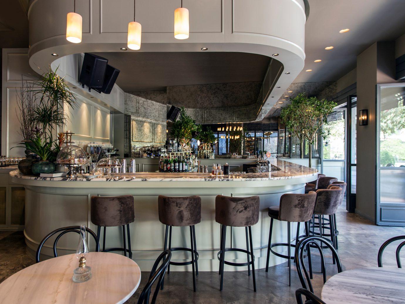 Bar at Perianth Athens