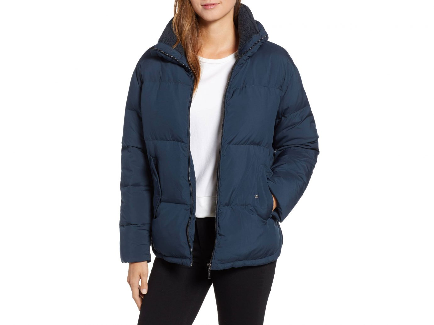 Bernardo Oversize Puffer Coat
