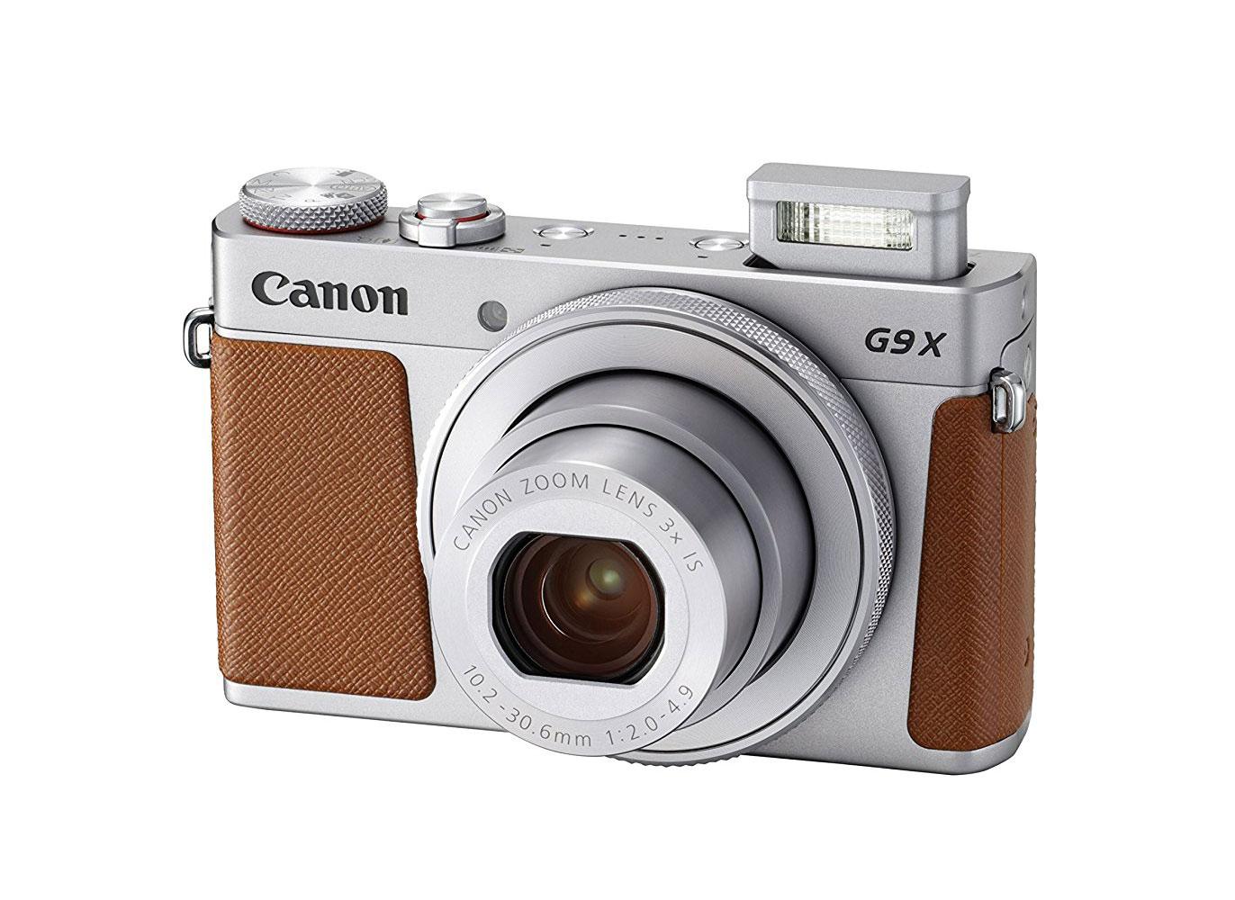 Canon PowerShot G9 X Mark II Compact Digital Camera