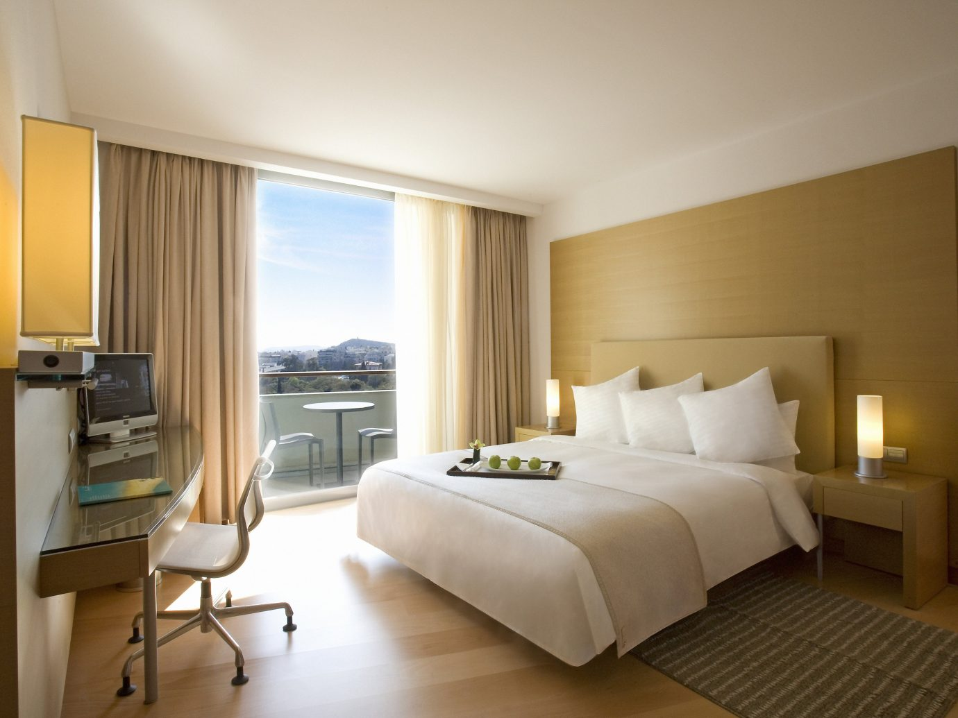 BEDROOM at Hilton Athens