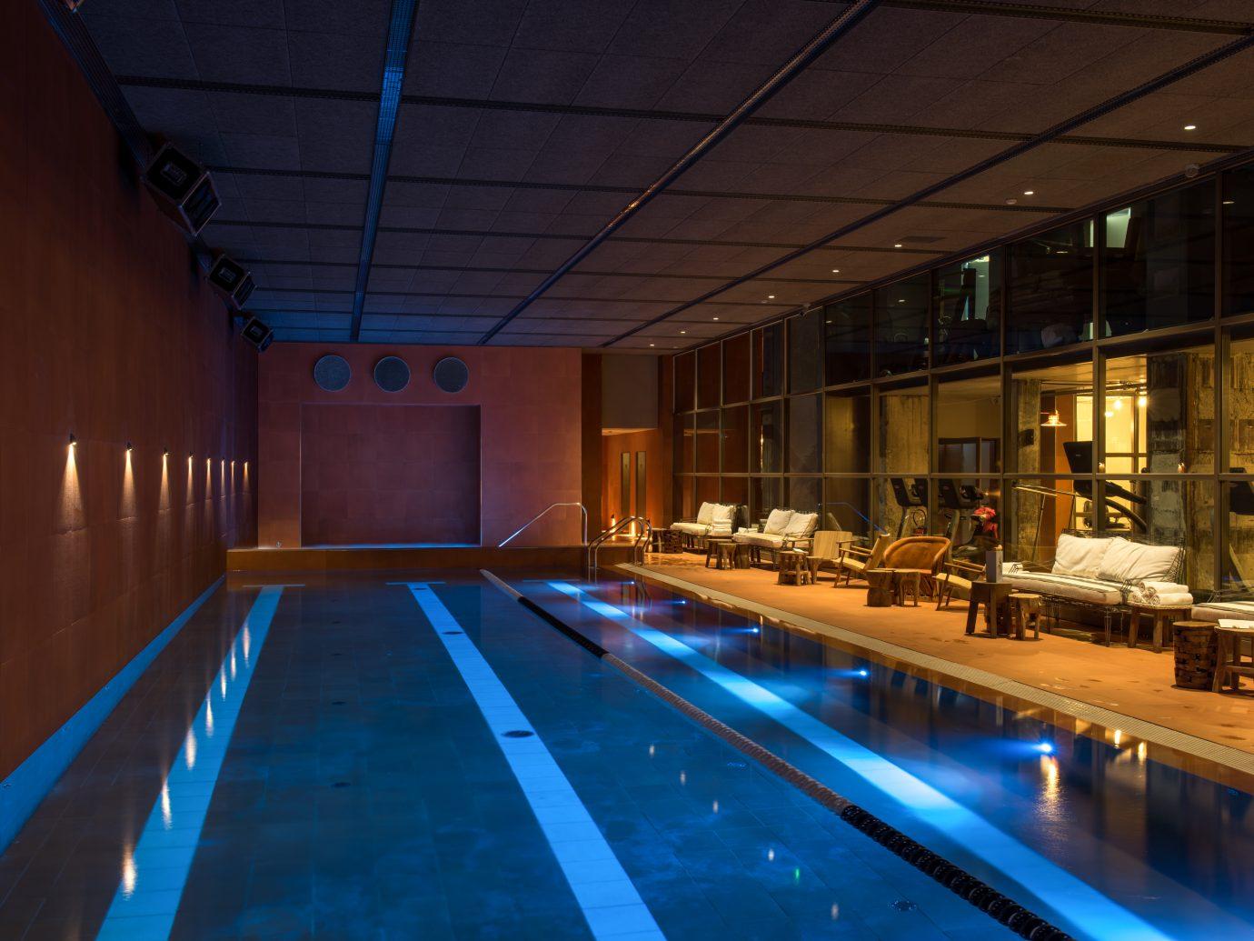 Pool at Brach Paris