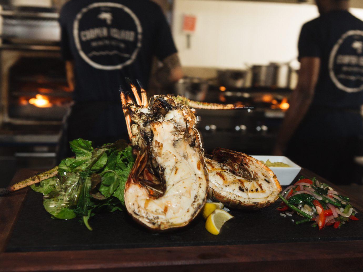 Josper Lobster dish