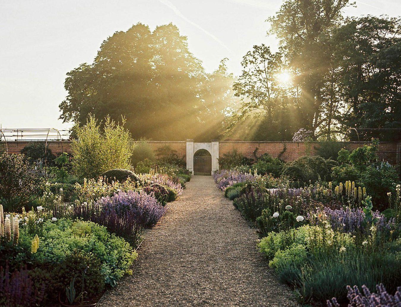 garden at Heckfield Place