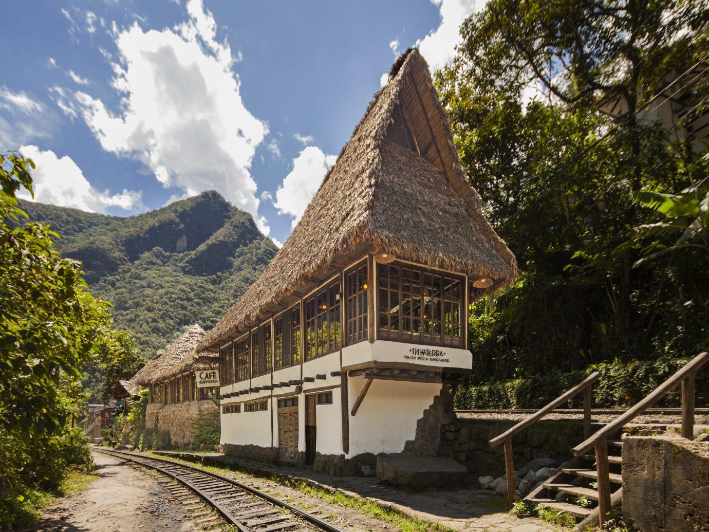 Exterior Inkaterra Machu Picchu Pueblo