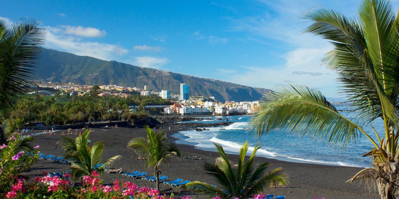 """""""playa Jardin,Puerto de la Cruz, Tenerife, Spain"""""""