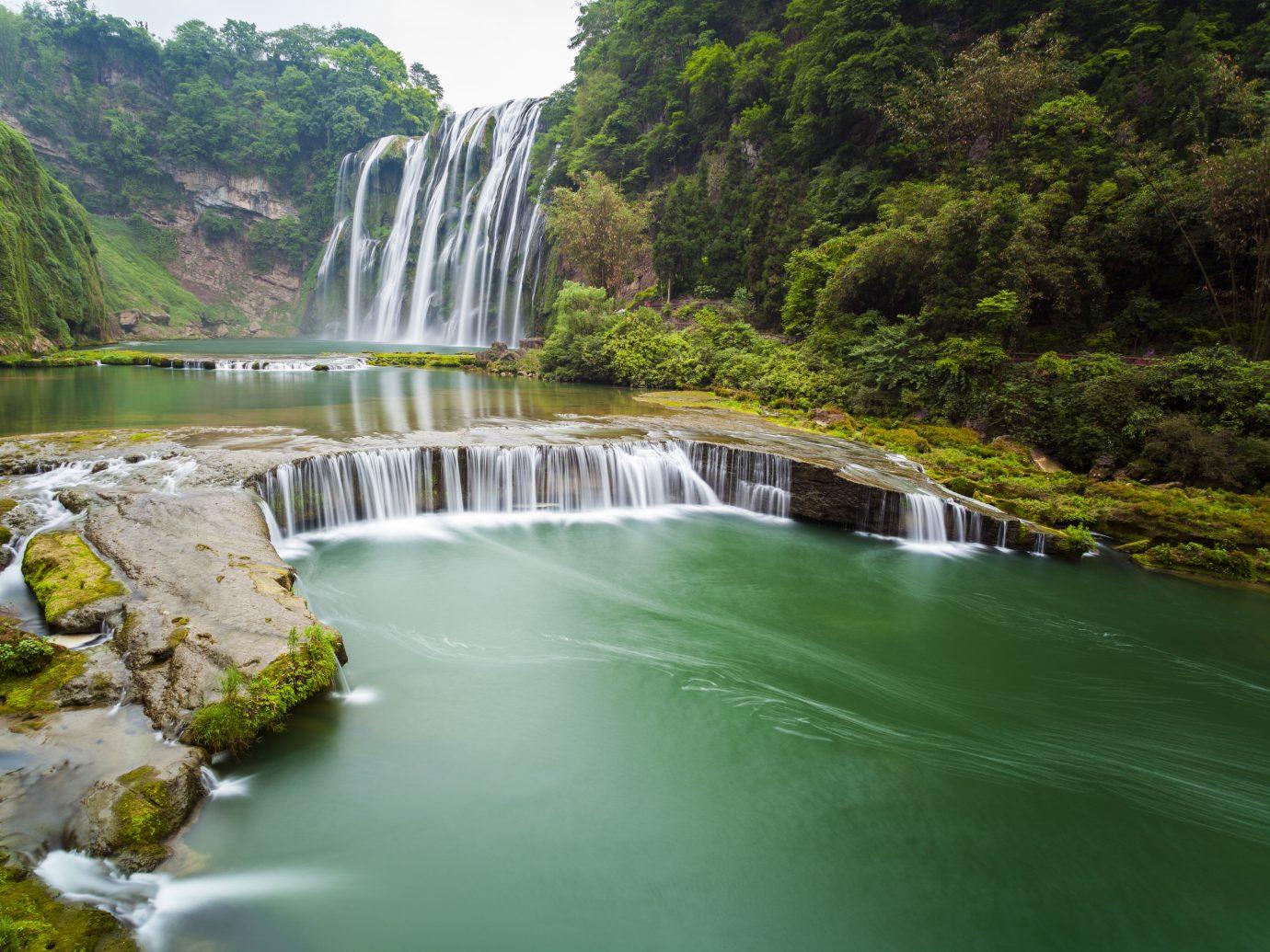 Huang guoshu Waterfall, guizhou, China