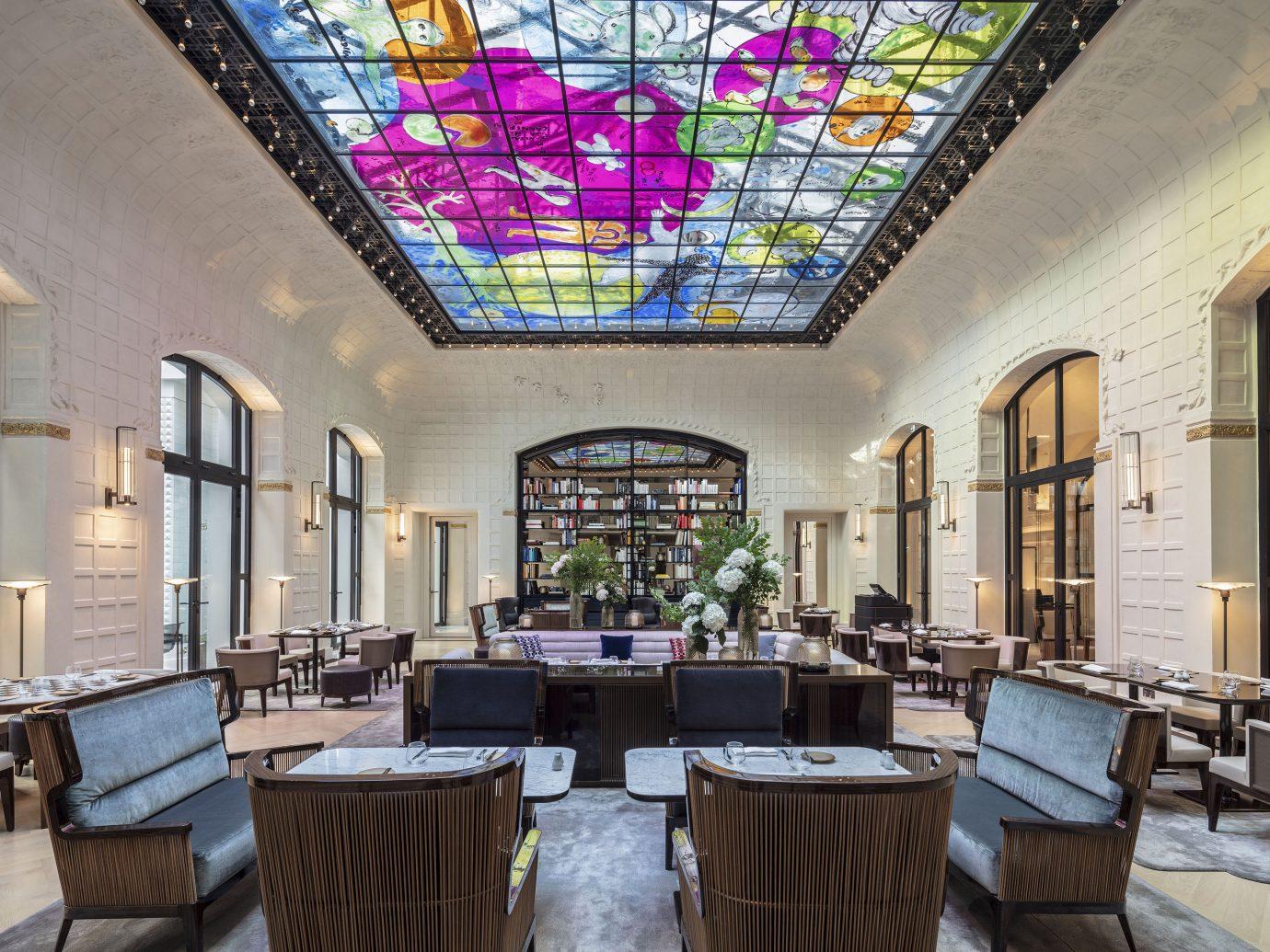 Saint Germain restaurant at Hotel Lutetia