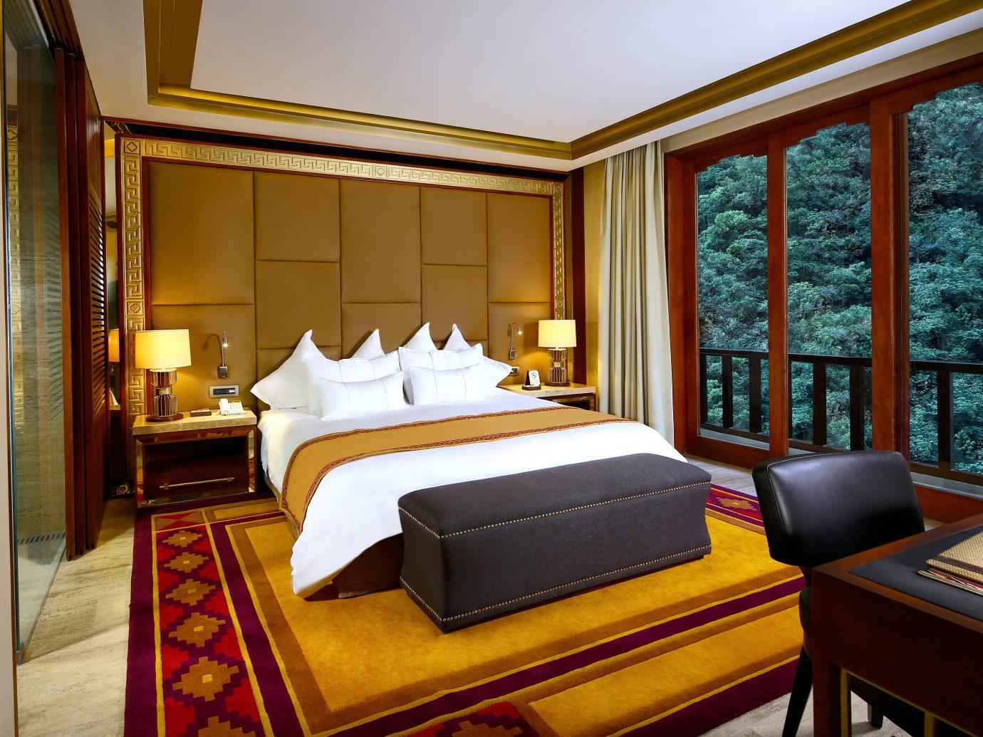 Imperial Suite at the SUMAQ Machu Picchu