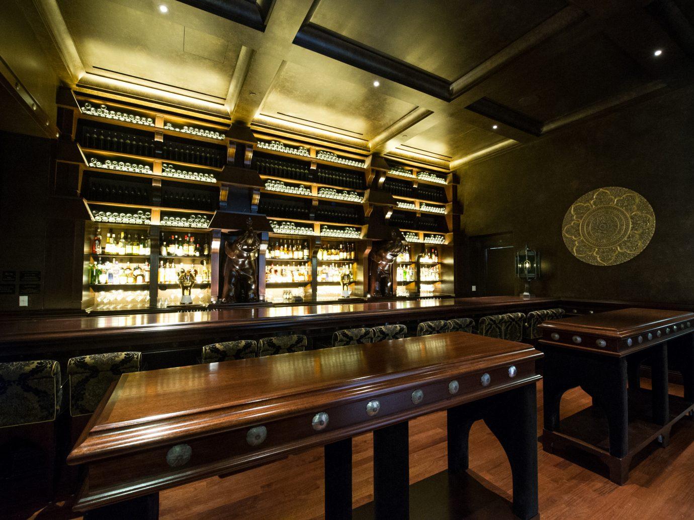 The elephant bar