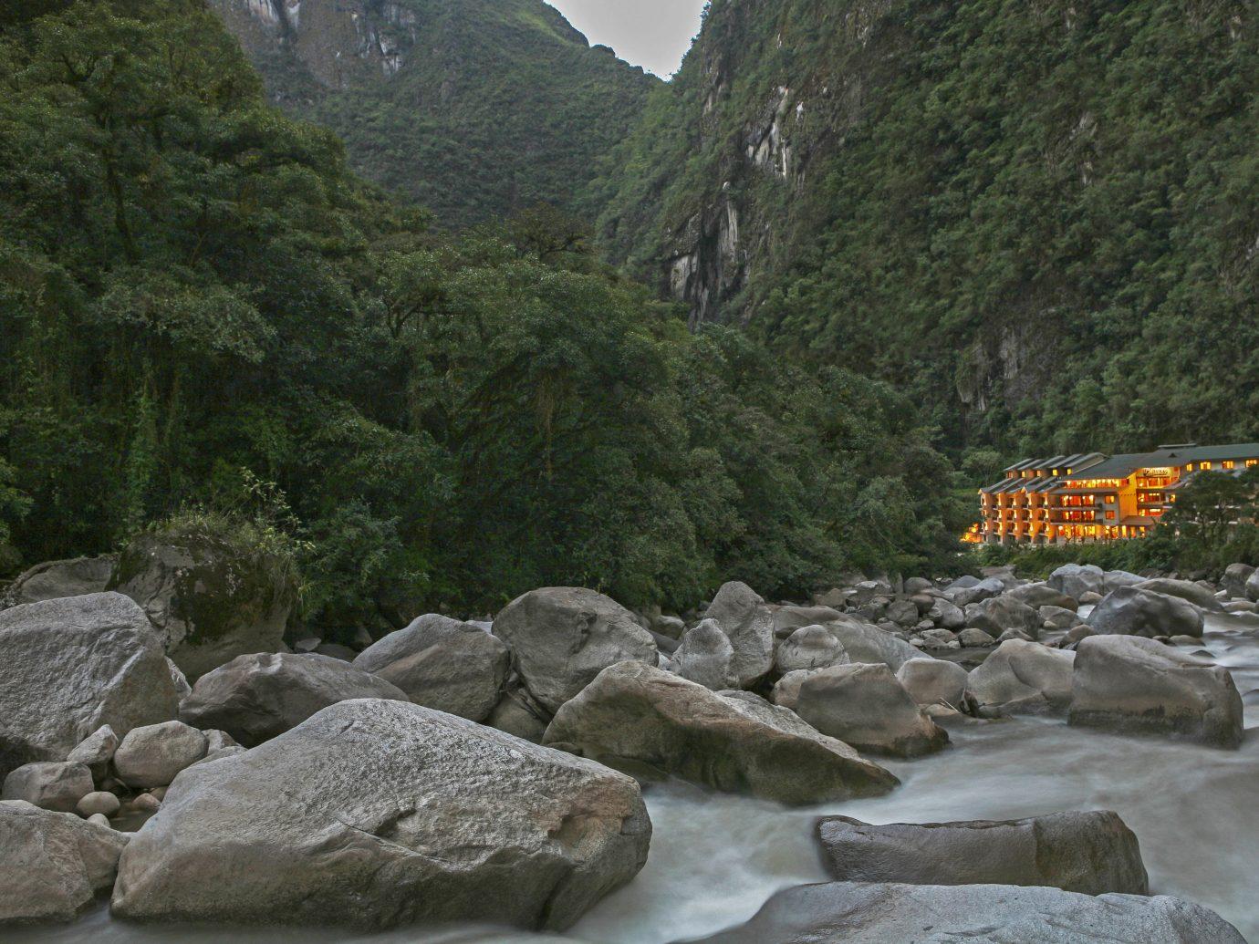 Exterior of Sumaq Machu Picchu Hotel