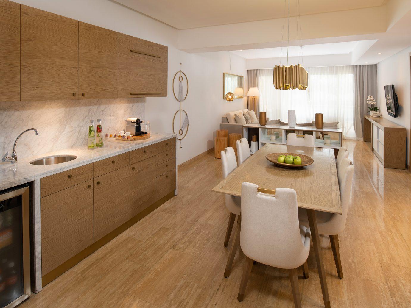 kitchen at The Grand Reserve at Paradisus Palma Real