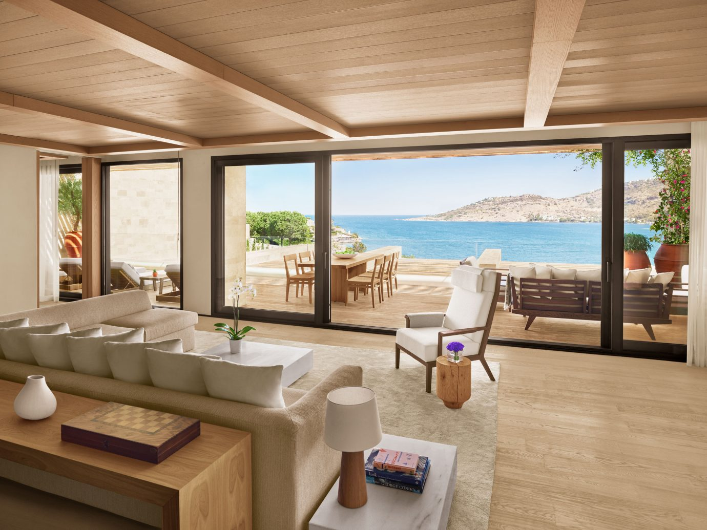 a suite at The Bodrum EDITION