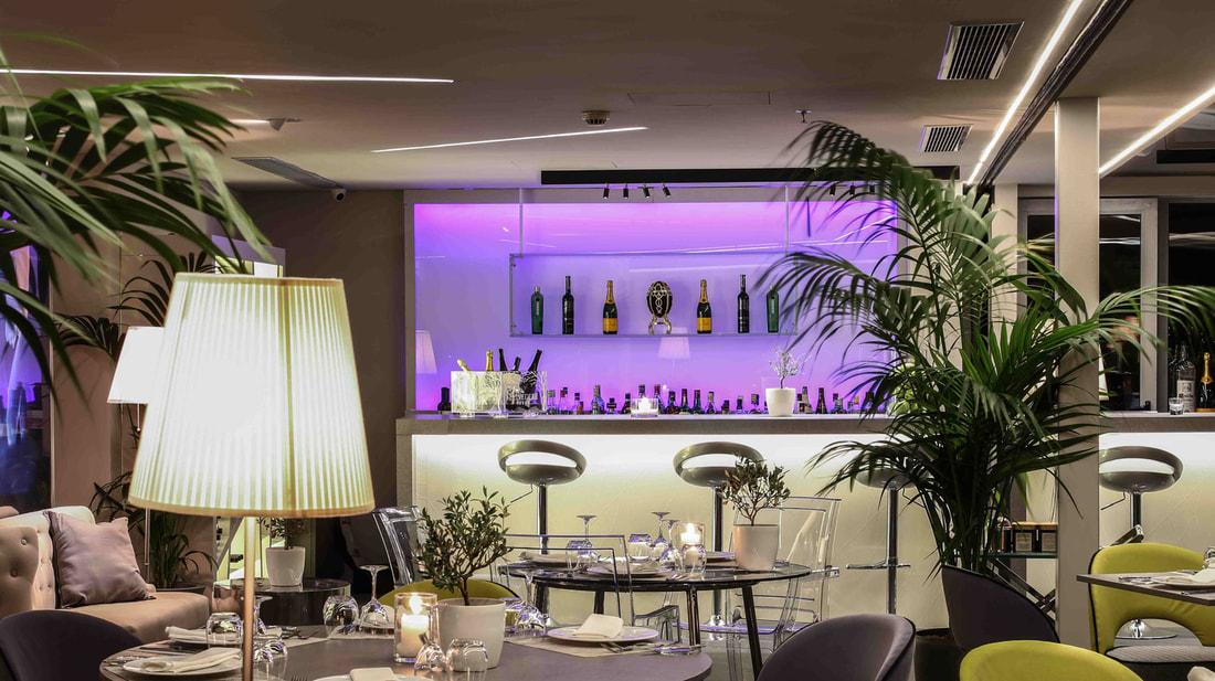 Bar at St George Lycabettus Lifestyle Hotel
