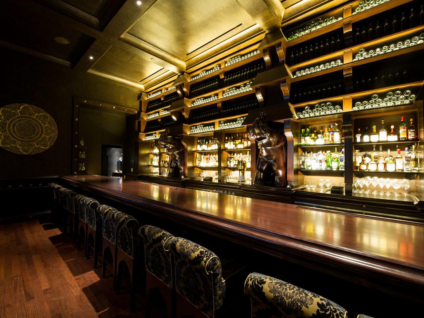 bar at The Elephant Room