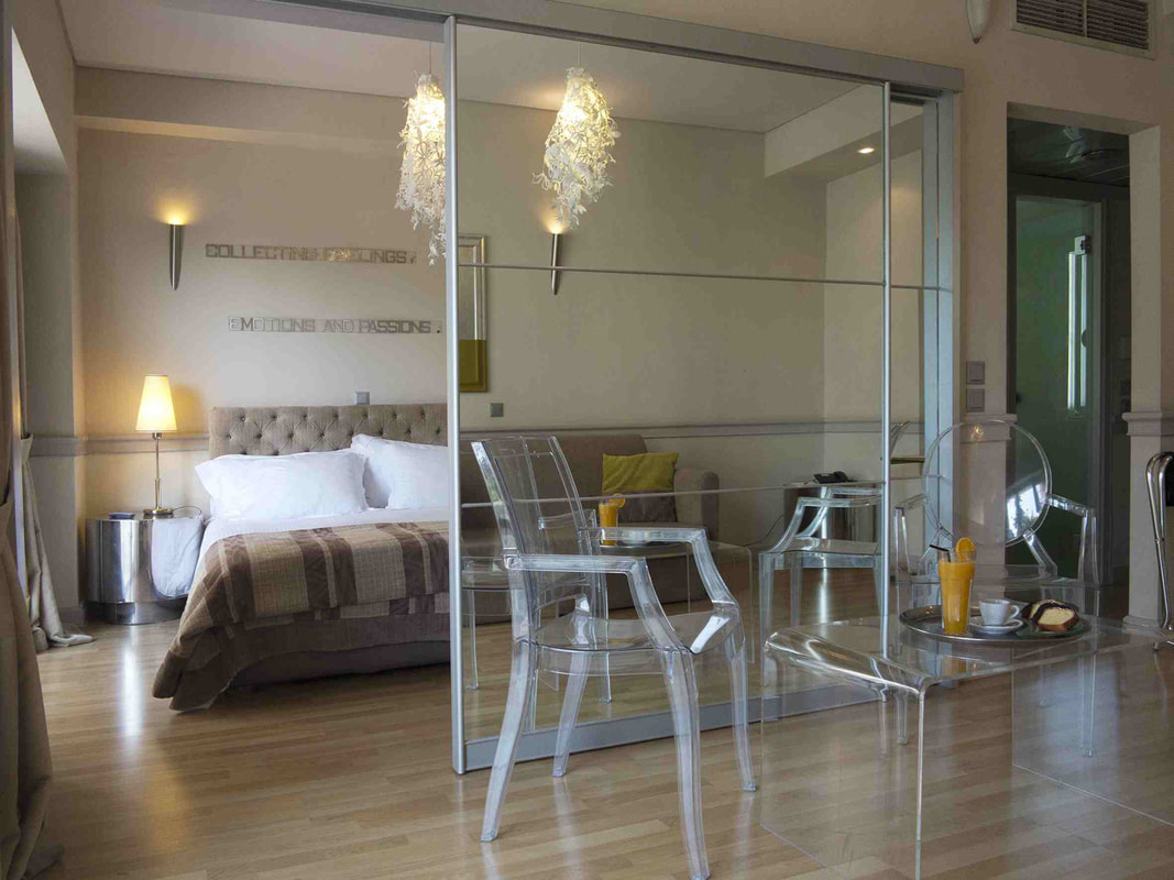 Premier Room at St George Lycabettus Lifestyle Hotel
