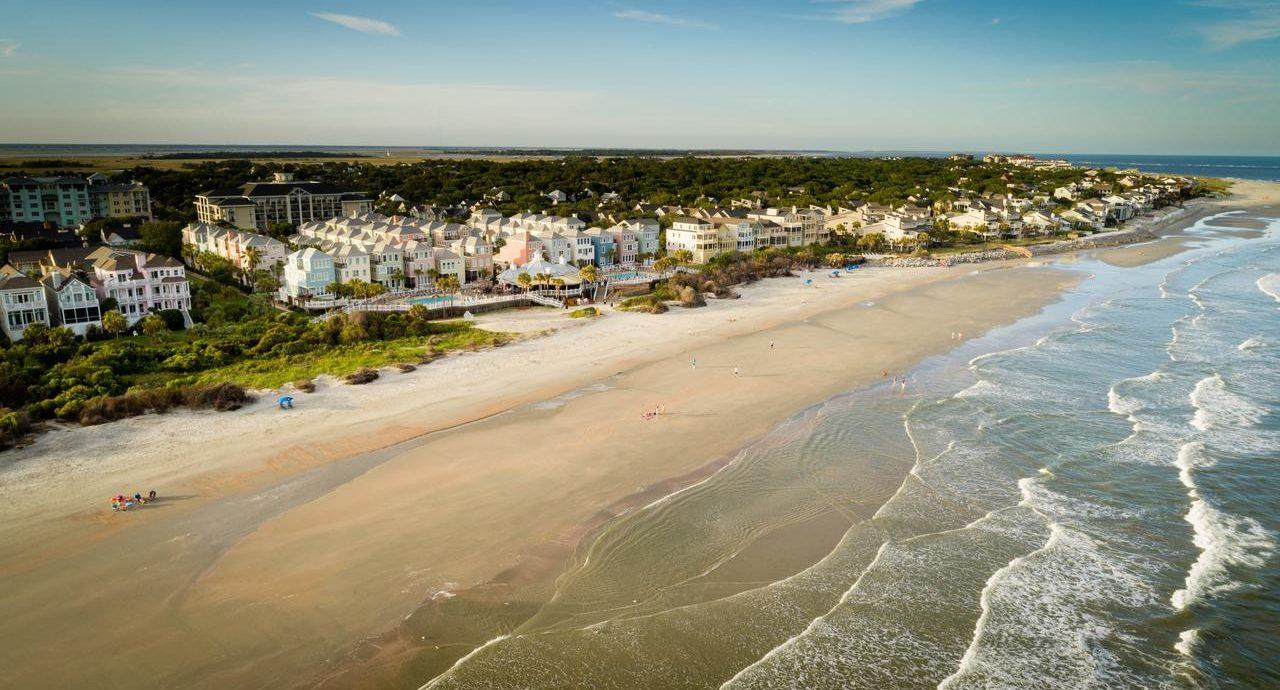Beach View at Wild Dunes Resort