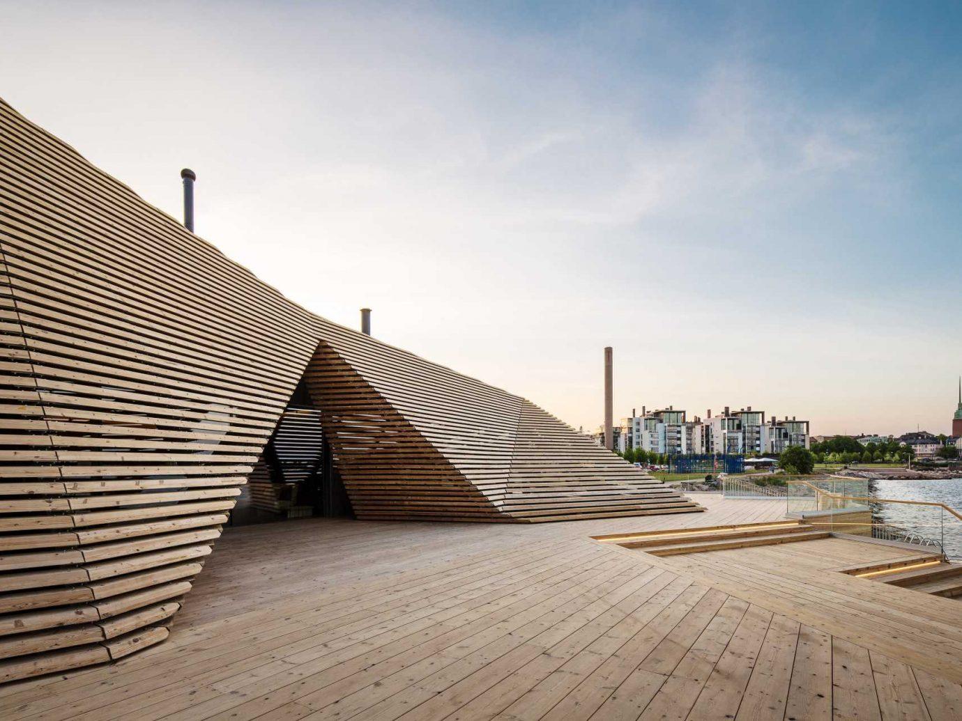 Löyly sauna in Helsinki