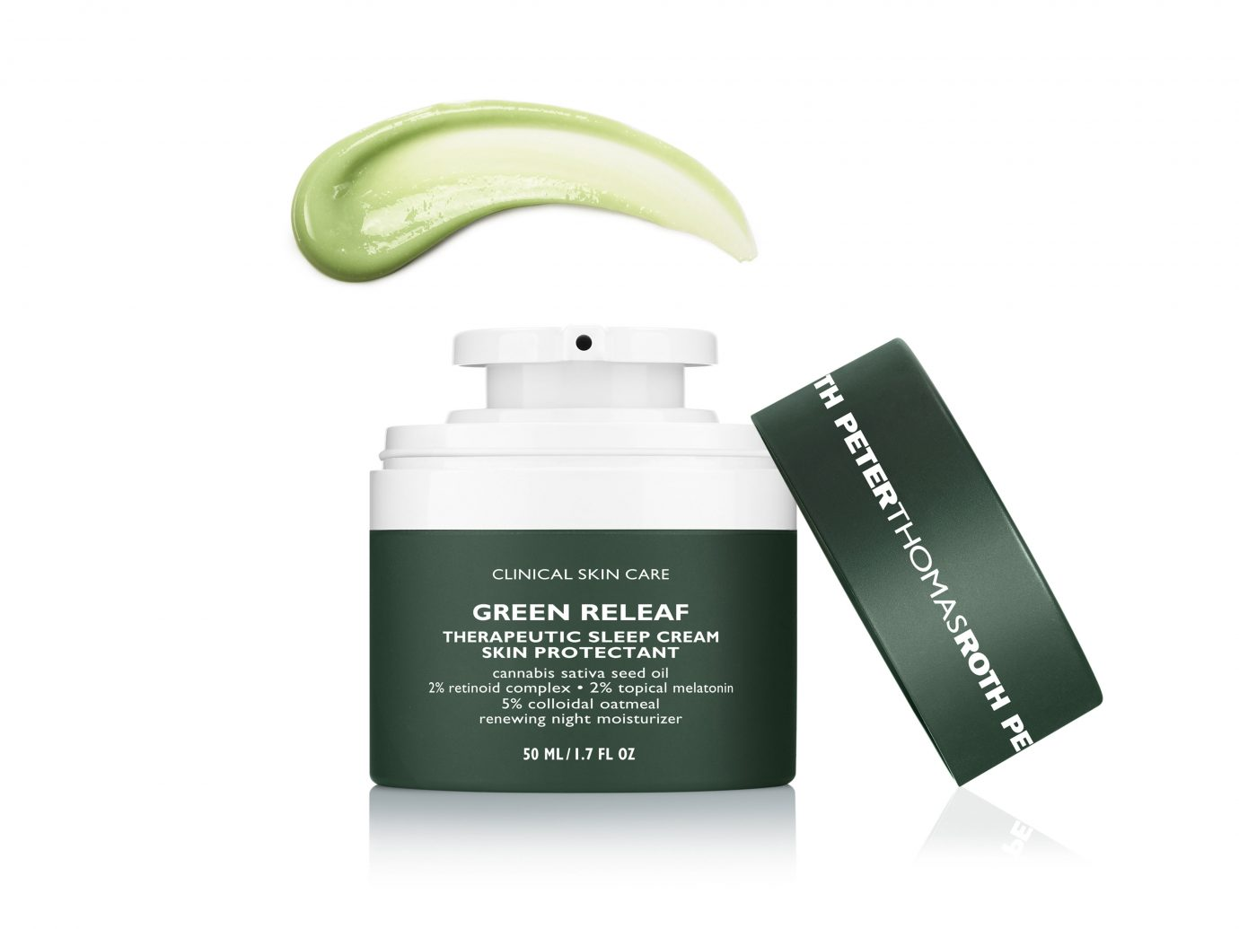Green Releaf Therapeutic Sleep Cream