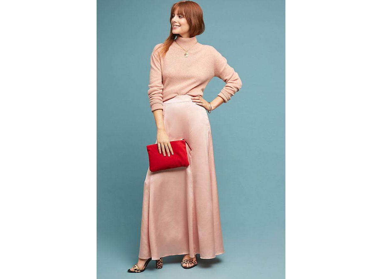 Hutch Grace Satin Skirt