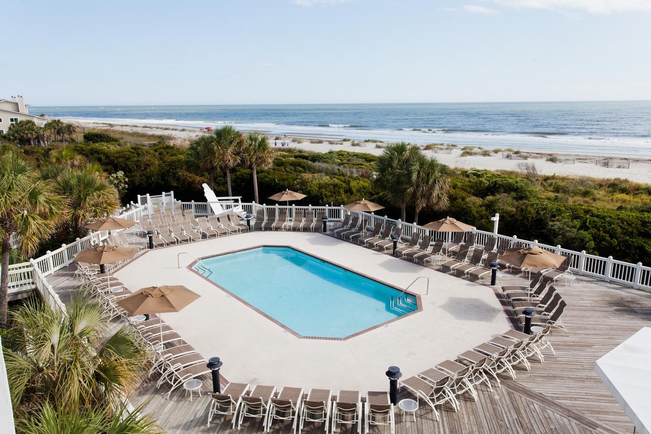 Pool at Wild Dunes Resort
