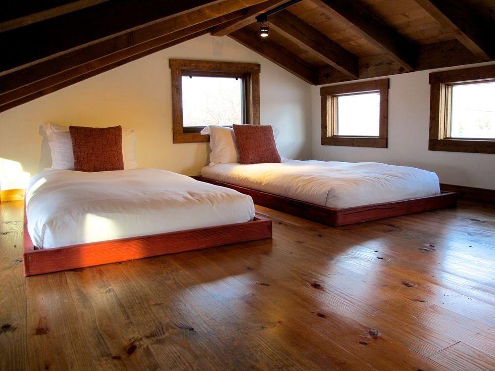 Bedroom at Fireside Resort