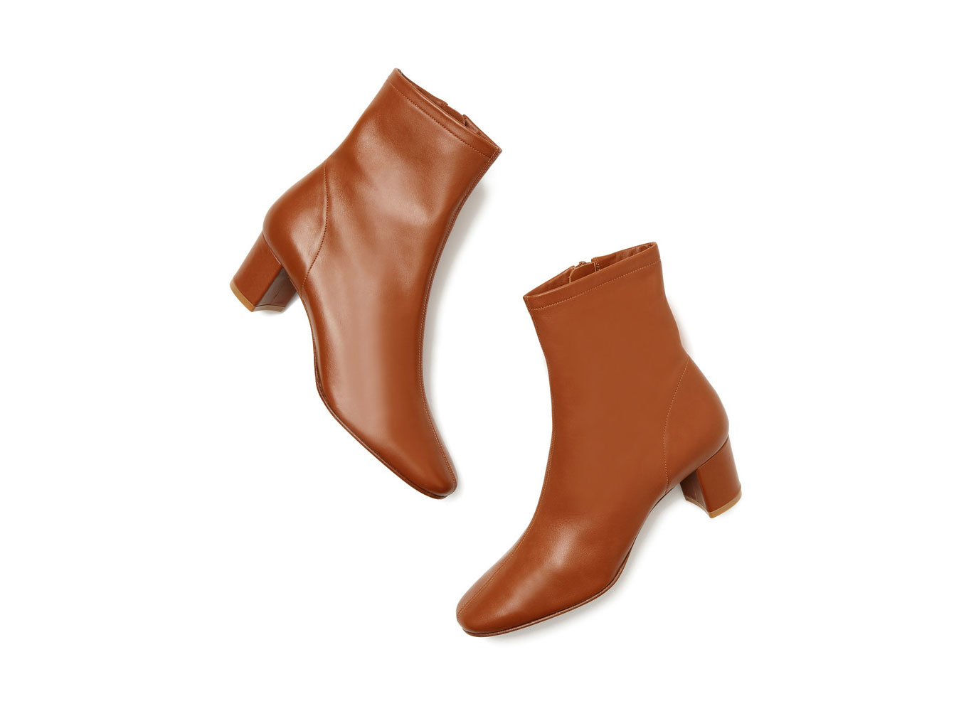 By Far Sofia Leather boots