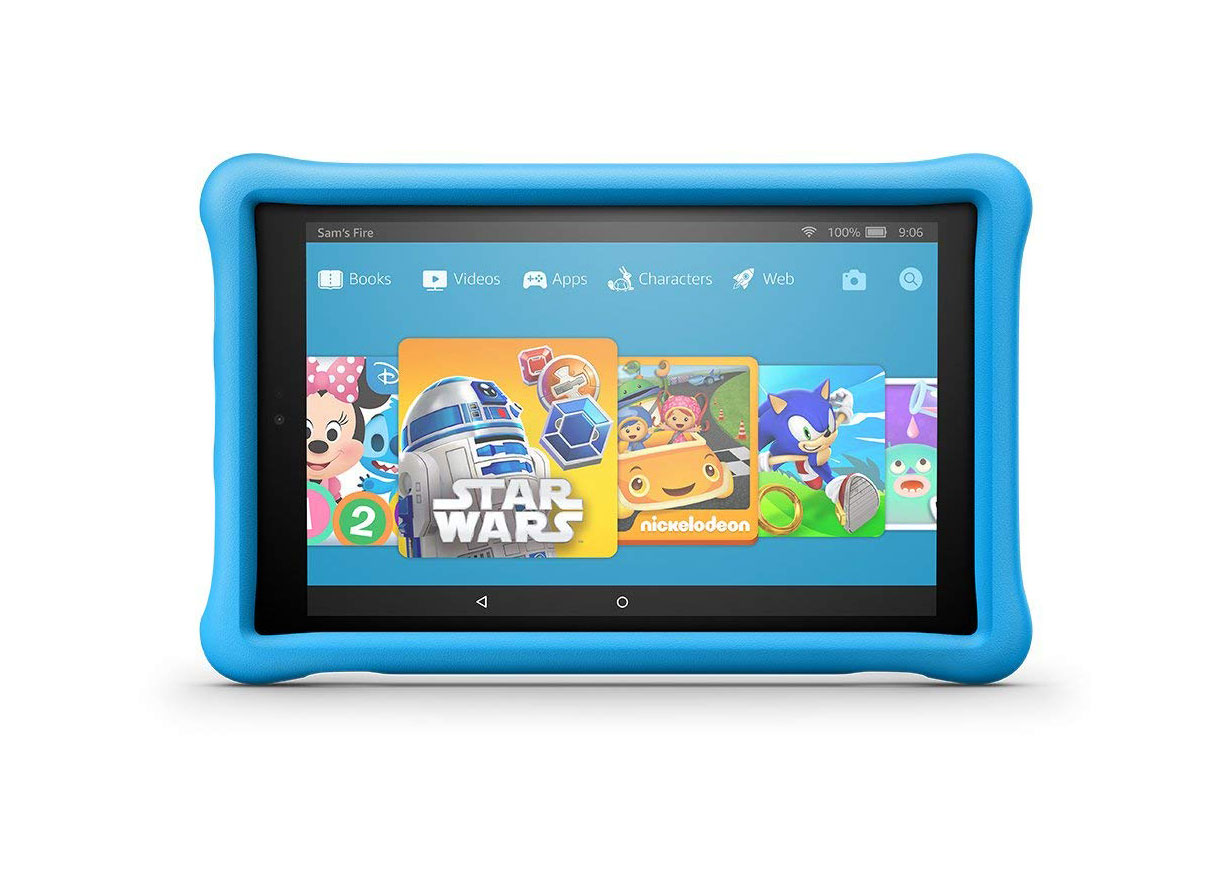 Fire HD 10 Kids Edition Tablet on Amazon