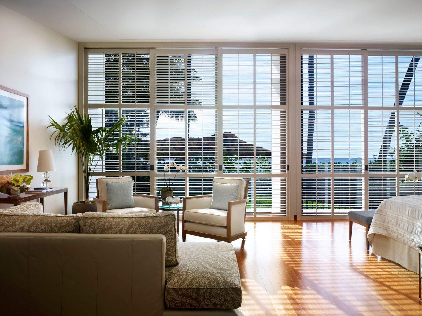 Living room at halekulani